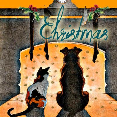 Madame Treacle Christmas Greeting Cards 2018