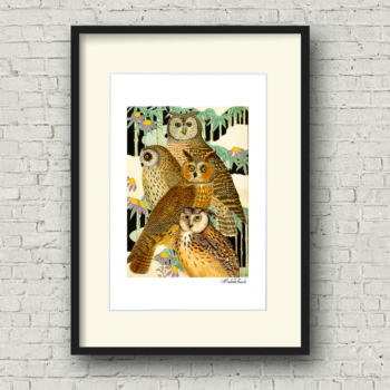 Madame Treacle Giclee Print