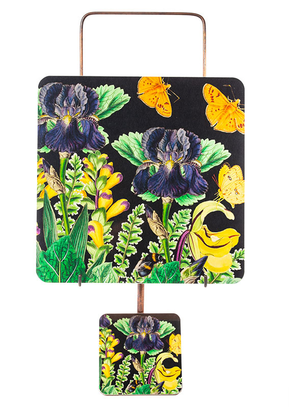Madame Treacle Square Place Mats and Coasters