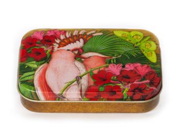 Madame Treacle Cockatoo tin