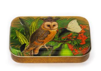 Madame Treacle Owl Tin