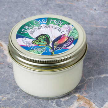 Willow House Pergola Candle