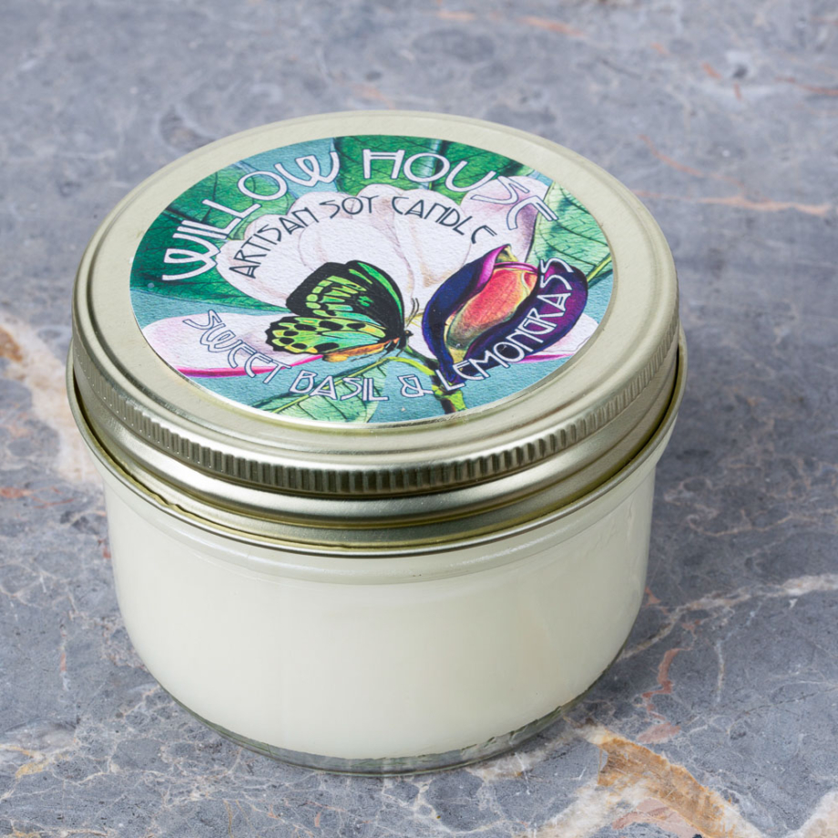 Willow House Herb Garden Candle