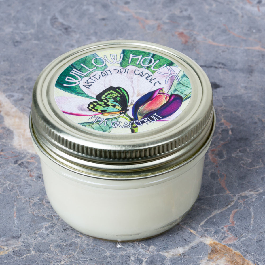Willow House Citrus House Grapefruit Candle
